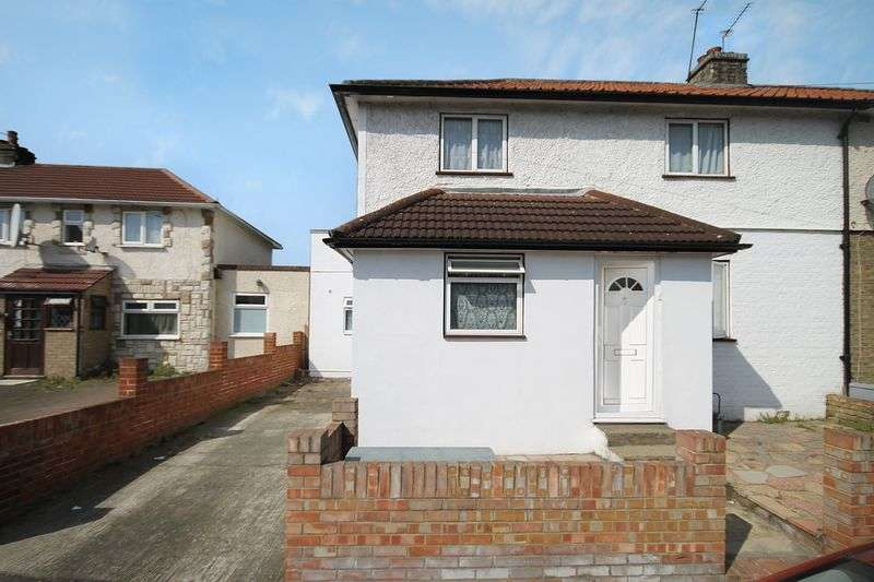 4 Bedrooms Terraced House for sale in Stanhope Road, Greenford