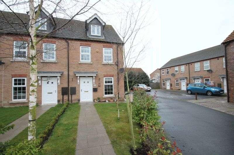 3 Bedrooms Terraced House for sale in Westside, Spalding