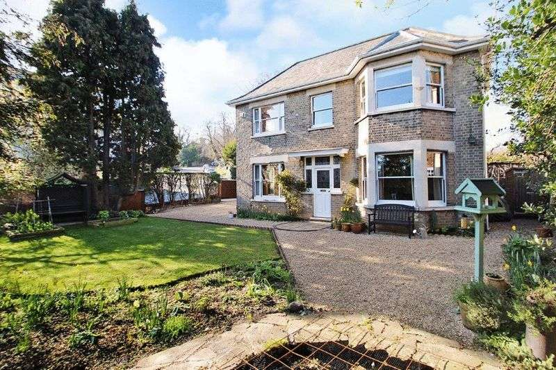 3 Bedrooms Detached House for sale in Thorpe Road, Norwich