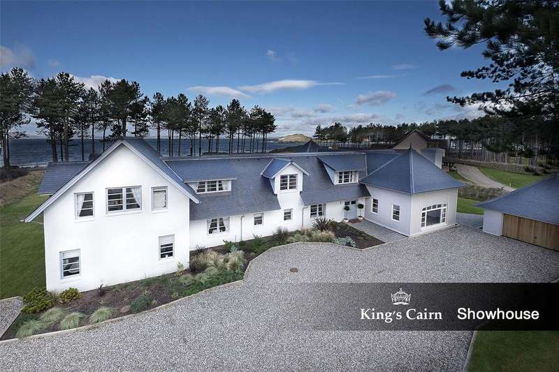 4 Bedrooms Detached House for sale in King's Cairn, Archerfield, North Berwick, East Lothian, EH39