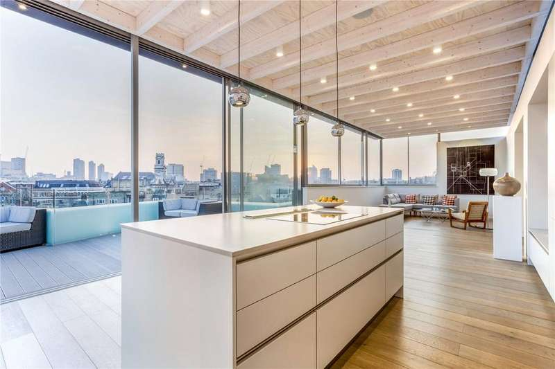 2 Bedrooms Penthouse Flat for sale in Perseverance Works, 38 Kingsland Road, London, E2