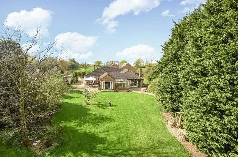 4 Bedrooms Detached Bungalow for sale in Main Street, Great Gidding