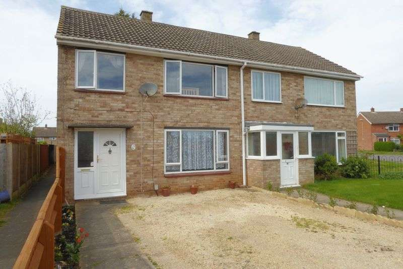 3 Bedrooms Semi Detached House for sale in Ashby Road, Bicester