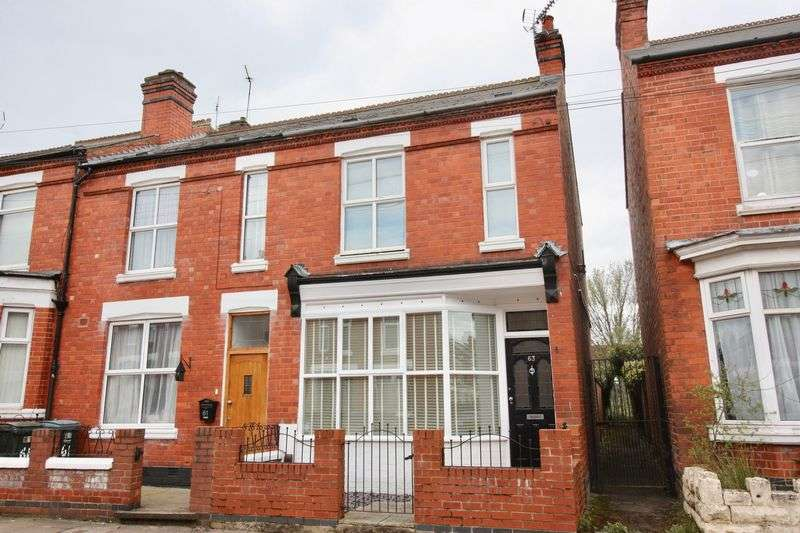 3 Bedrooms Terraced House for sale in Highland Road, Earlsdon