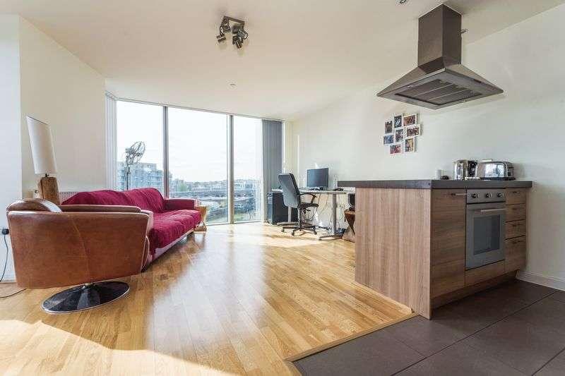 1 Bedroom Flat for sale in Laban Walk, Deptford, SE8