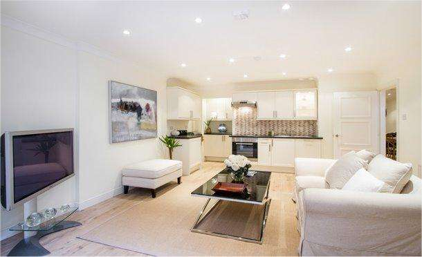 2 Bedrooms Apartment Flat for sale in Fitzroy Road, Primrose Hill