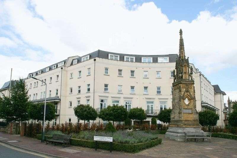 2 Bedrooms Flat for sale in Edison Court, Culverden Park Road, Tunbridge Wells