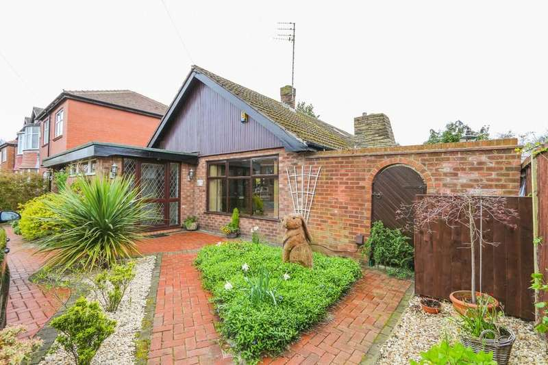 3 Bedrooms Detached Bungalow for sale in 2a St. Georges Crescent