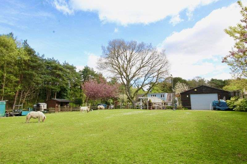 4 Bedrooms Detached Bungalow for sale in Avon Causeway, Christchurch, BH23