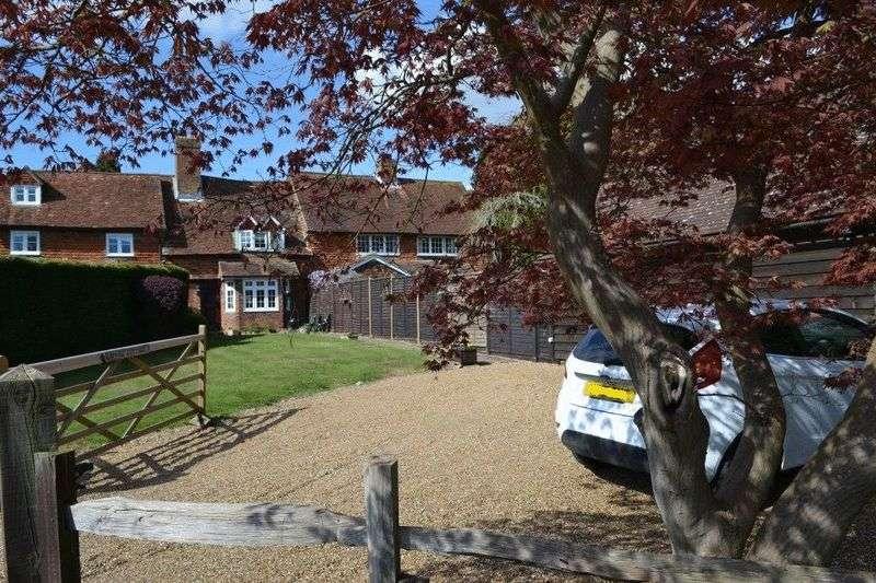 2 Bedrooms Terraced House for sale in Tonbridge