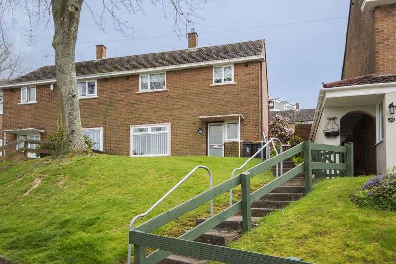 3 Bedrooms Semi Detached House for sale in Gainsborough Drive, Newport