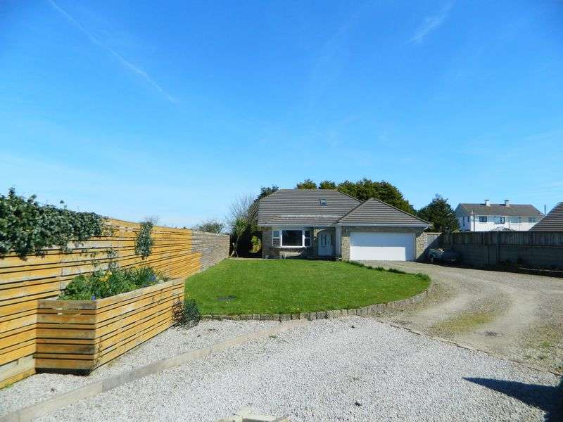 5 Bedrooms Detached Bungalow for sale in Illogan, Redruth