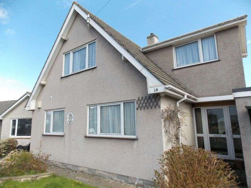 4 Bedrooms Detached House for sale in Laurel Drive, Uphill, Weston-super-Mare