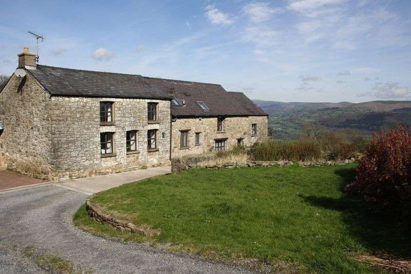 4 Bedrooms Detached House for sale in The Tyla, Abergavenny