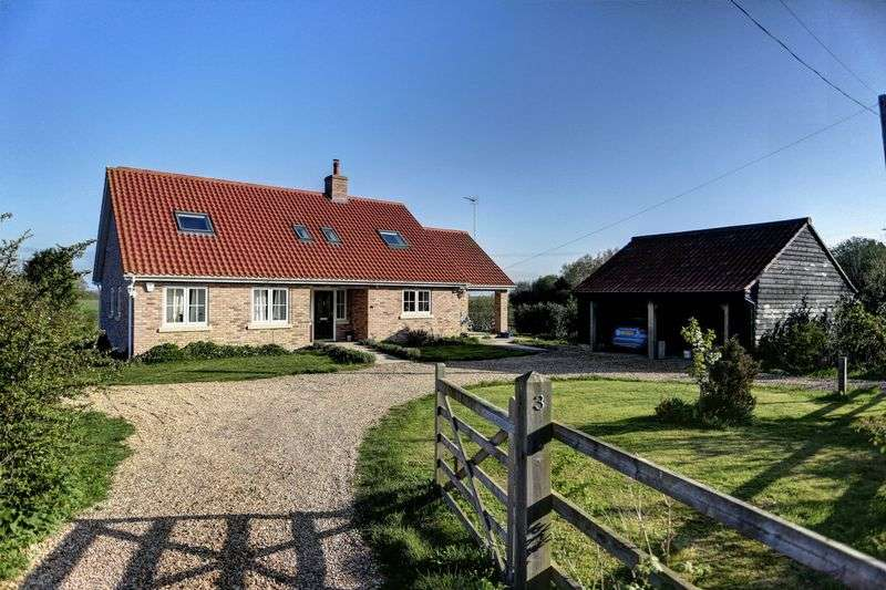 5 Bedrooms Detached House for sale in Low Road, Queen Adelaide