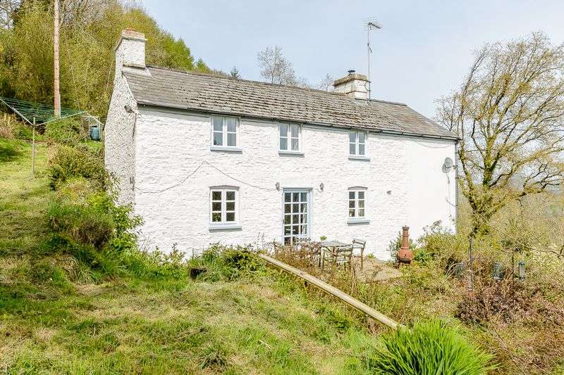 3 Bedrooms Detached House for sale in Llanellen, Abergavenny