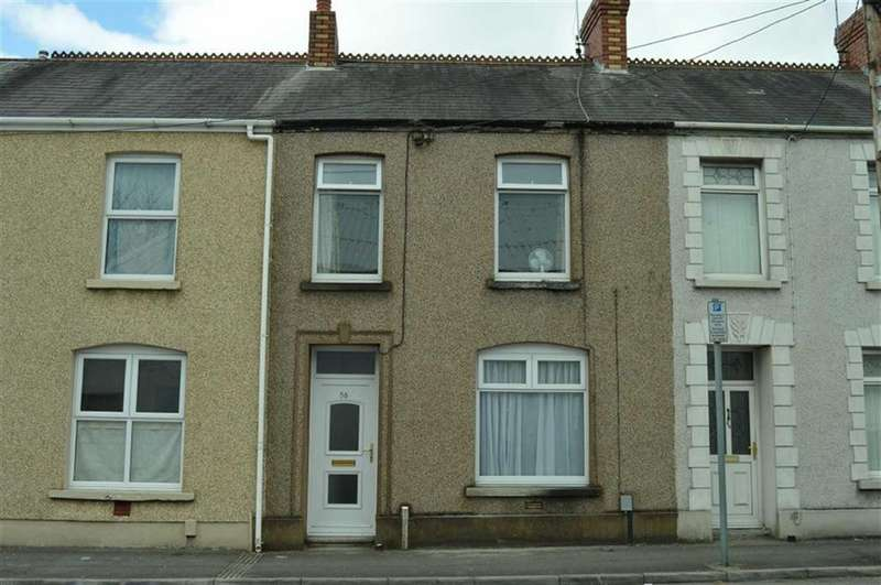 3 Bedrooms Terraced House for sale in West Street, Swansea, SA4