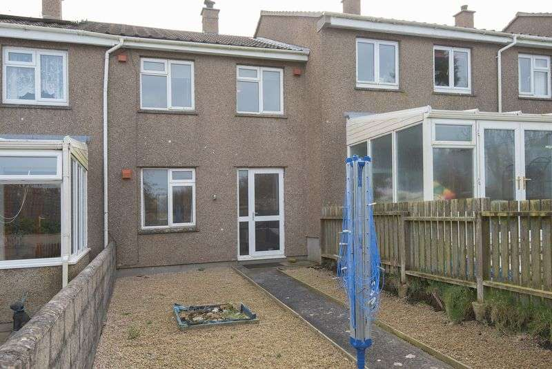3 Bedrooms Terraced House for sale in Pendeen, Penzance, West Cornwall