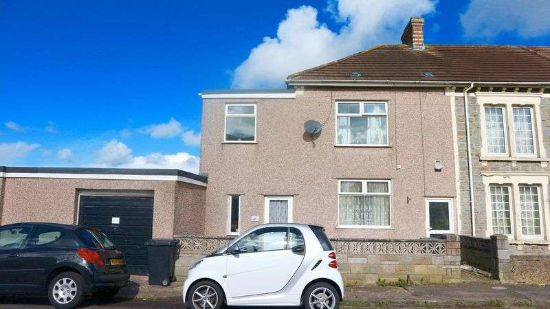 2 Bedrooms Terraced House for sale in Rodney Avenue, Kingswood, Bristol, BS15 1EQ