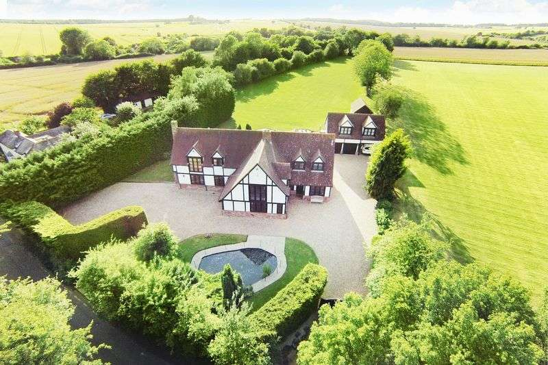 6 Bedrooms Detached House for sale in Hertfordshire, Cambridgeshire, Essex Border