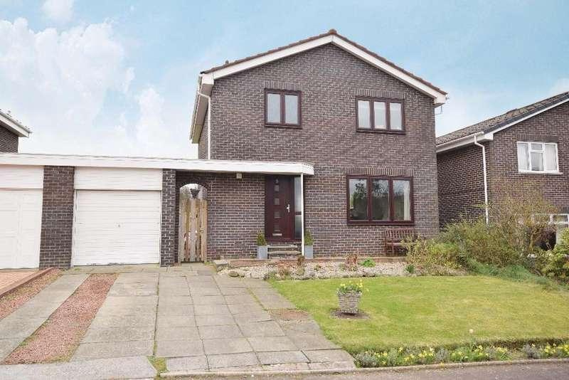 3 Bedrooms Detached House for sale in 5 Winton Gardens, Fairmilehead, Edinburgh, EH10 7ET