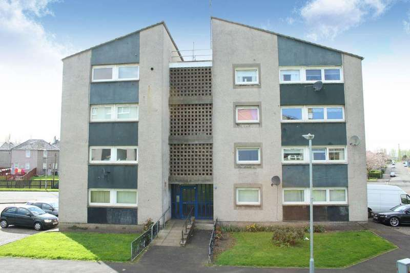 2 Bedrooms Flat for sale in Flat 5, 4 Toryglen Road, Rutherglen, Glasgow, G73 1JH