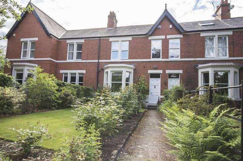 4 Bedrooms Terraced House for sale in The Crescent, Wylam