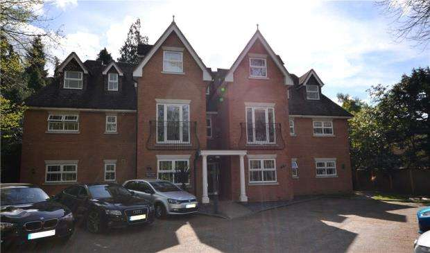 2 Bedrooms Apartment Flat for sale in The Laurels, 21 Portsmouth Road, Camberley