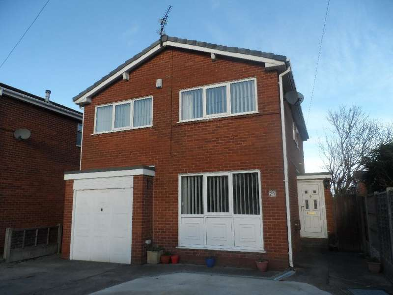 4 Bedrooms Property for sale in 29, Poulton-Le-Fylde, FY6 7TQ