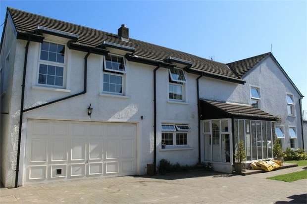6 Bedrooms Detached House for sale in Gleaston, Ulverston, Cumbria