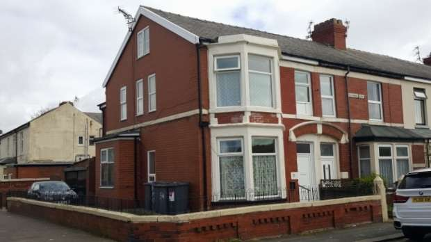 Property for sale in Westbourne Avenue South Shore Blackpool