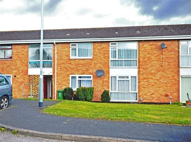 2 Bedrooms Flat for sale in Hamlin Gardens, EXETER, Devon
