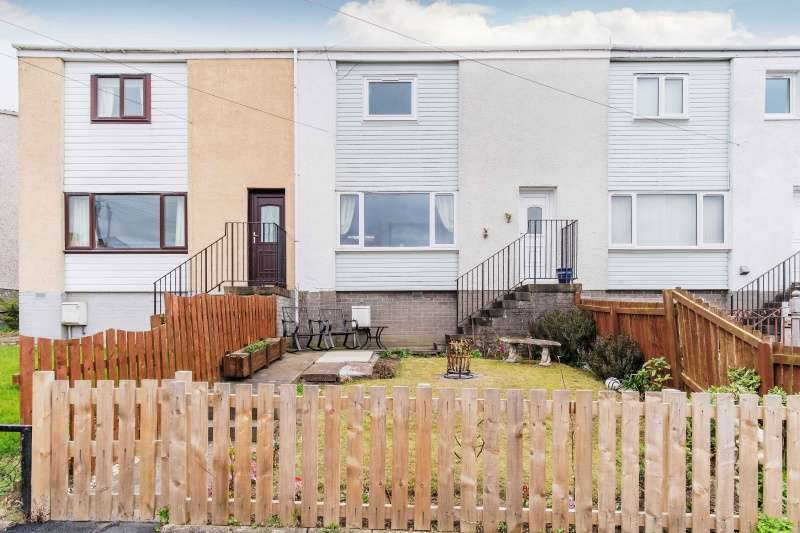 2 Bedrooms Terraced House for sale in Oak Place, Mayfield, Midlothian, EH22 5LY