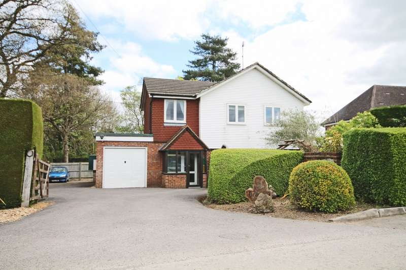 5 Bedrooms Detached House for sale in Furze View, Slinfold, RH13