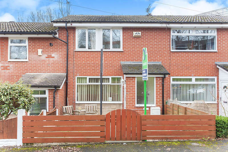 3 Bedrooms Property for sale in St. Stephens Close, Darcy Lever, Bolton, BL2