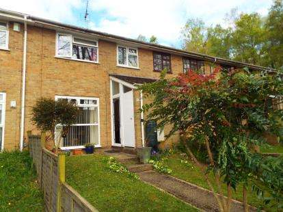 3 Bedrooms Terraced House for sale in Lordswood, Southampton, Hampshire
