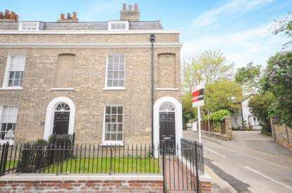 4 Bedrooms End Of Terrace House for sale in Maldon, Essex