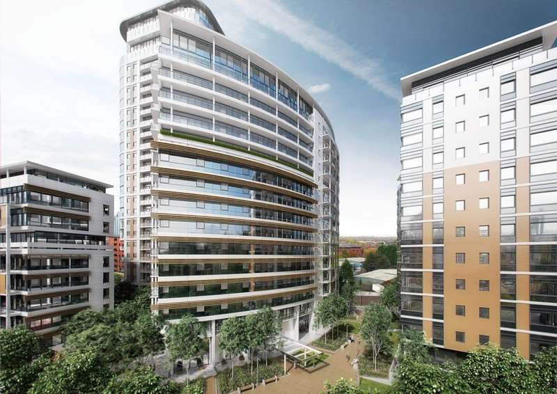 Flat for sale in Danforth Apartments, Fortis Quay, Salford Quays
