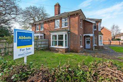 6 Bedrooms Semi Detached House for sale in Norwich, Norfolk