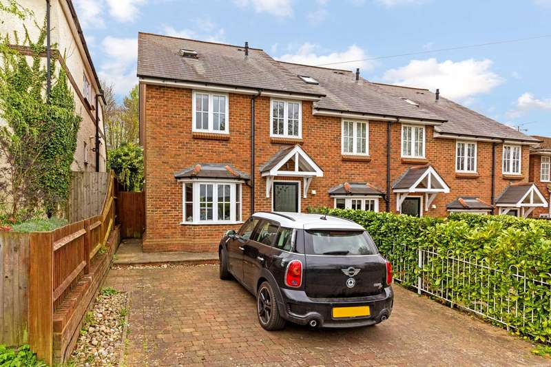 4 Bedrooms House for sale in Ashlyns Road, Berkhamsted