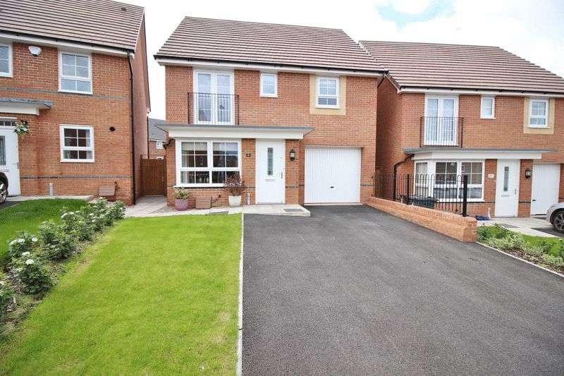4 Bedrooms Detached House for sale in Croft Gardens, Wolverhampton
