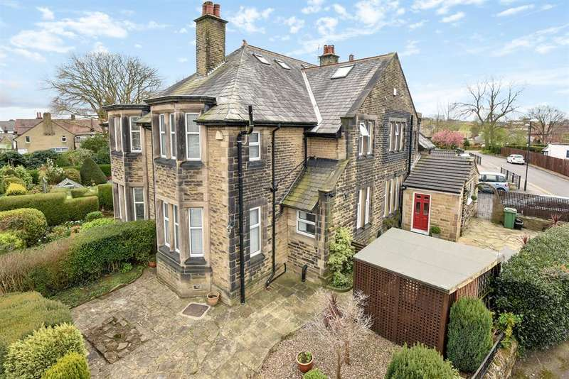6 Bedrooms End Of Terrace House for sale in Renton Avenue, Guiseley, Leeds, LS20 8EE