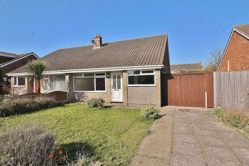 3 Bedrooms Semi Detached Bungalow for sale in Uldale Close, Ainsdale