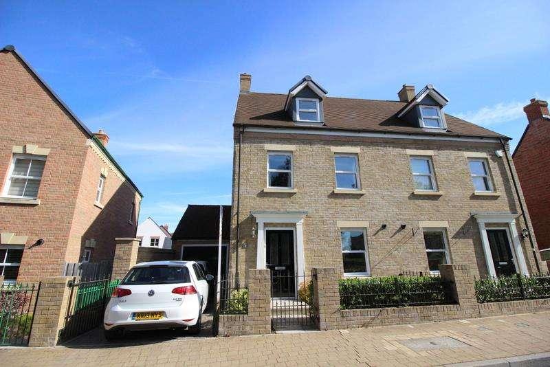 4 Bedrooms Property for sale in Trecastle Road, East Wichel, Swindon