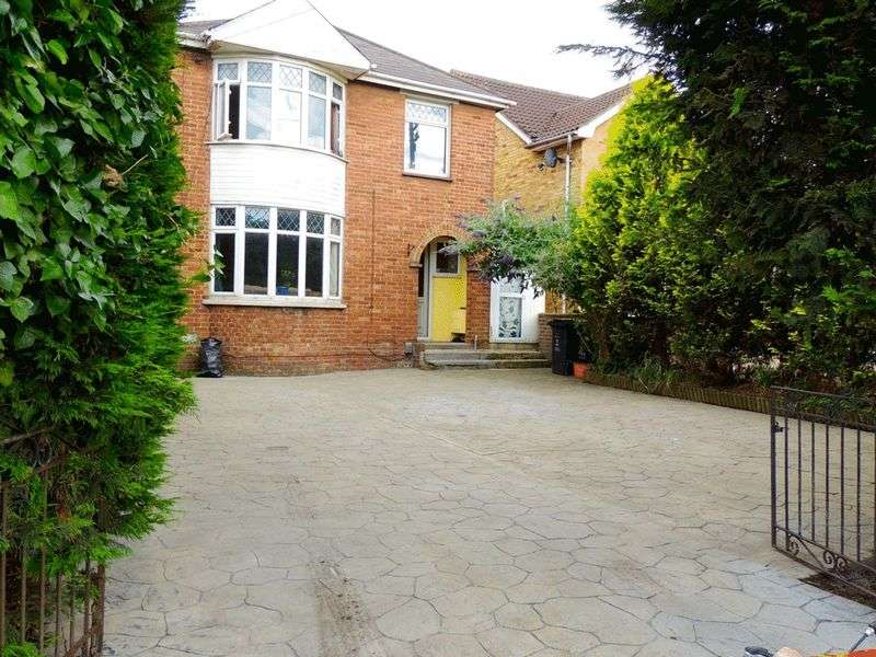 3 Bedrooms Detached House for sale in Bridge End Road, Swindon