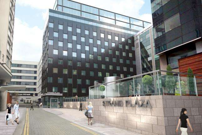 1 Bedroom Property for sale in Strand Plaza, Liverpool, L2 7NB