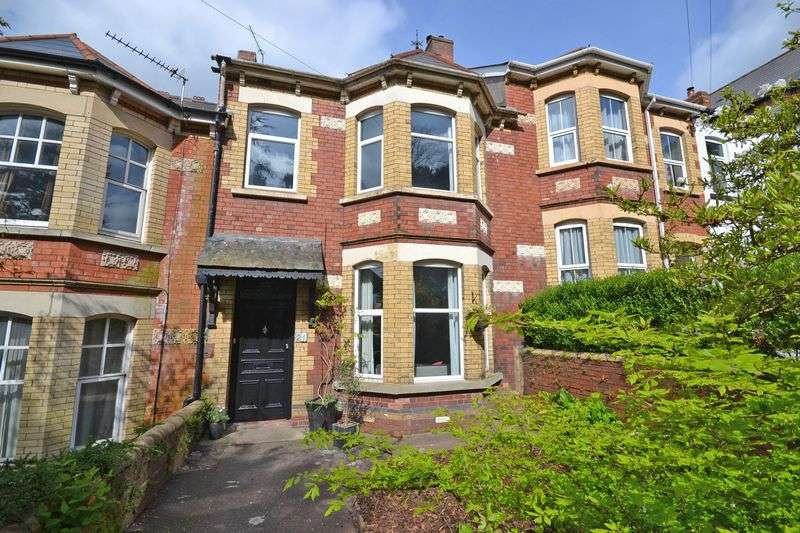 5 Bedrooms Terraced House for sale in Stunning Period House, Waterloo Road, Newport
