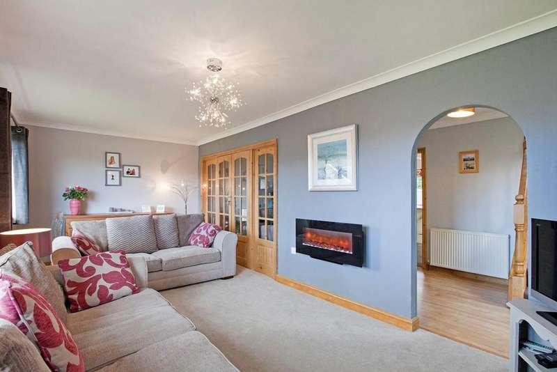 3 Bedrooms House for sale in Park Gate, Knaresborough