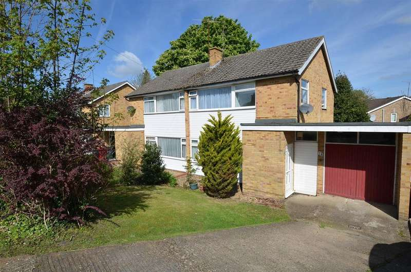 3 Bedrooms Semi Detached House for sale in Pierces Hill, Tilehurst, Reading