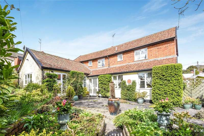 3 Bedrooms Detached House for sale in The Street, Great Thurlow, Haverhill, Suffolk, CB9